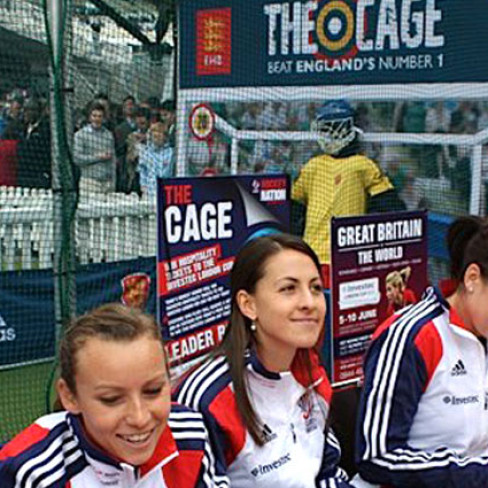 England Hockey Experiential & Digital