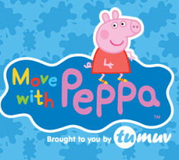Move with Peppa
