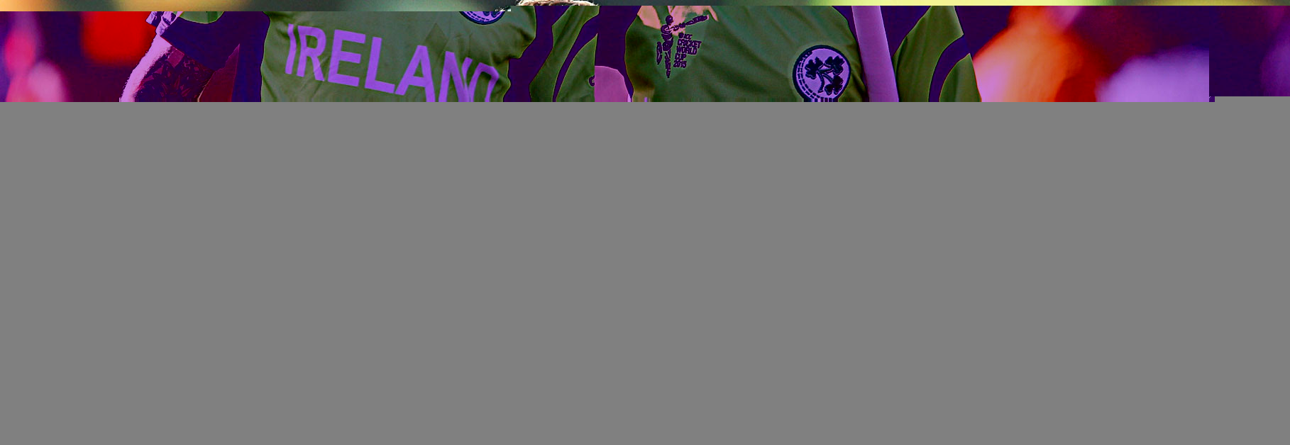 Cricket Ireland – world class